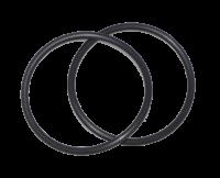 O-Rings (Green und Black)
