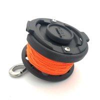Axle Reel - 65m - Orange