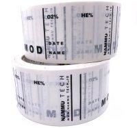 Gas analysis tape