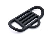Front crotch strap ring