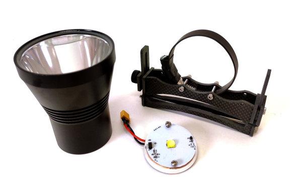 Nanight upgrade Kit Tech2 to Cave3